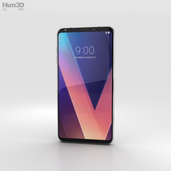 LG V30 Cloud Silver - 3DOcean Item for Sale