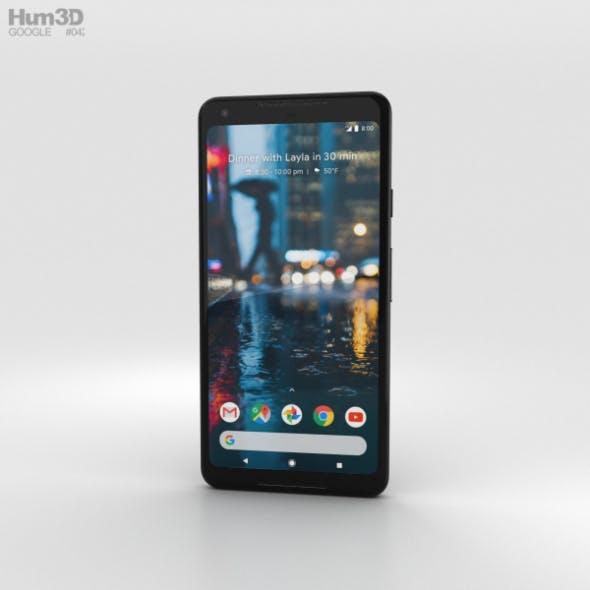 Google Pixel 2 XL Just Black - 3DOcean Item for Sale