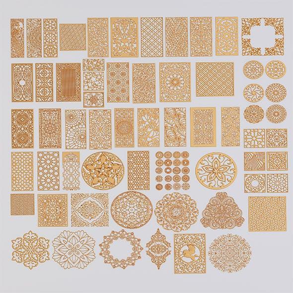 set of patterns 83 pieces