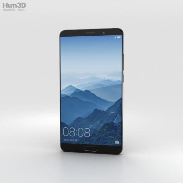 Huawei Mate 10 Black - 3DOcean Item for Sale