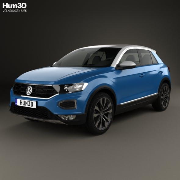 Volkswagen T-Roc 2017 - 3DOcean Item for Sale