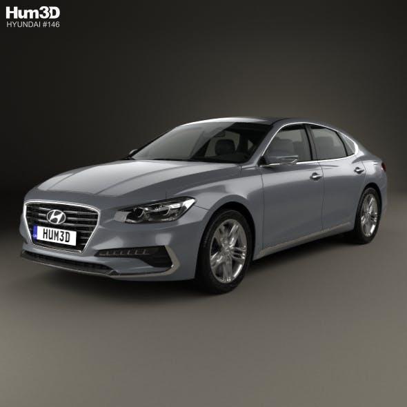 Hyundai Grandeur (IG) 2017