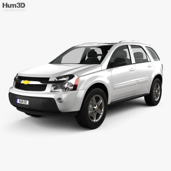 Chevrolet Equinox LT1 2005 - 3DOcean Item for Sale