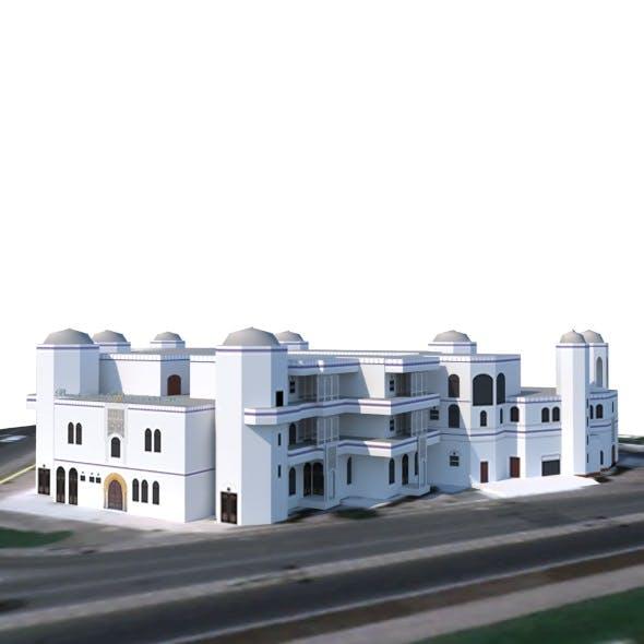 Oman_beach_hotel