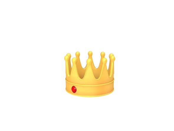King Crown - 3DOcean Item for Sale
