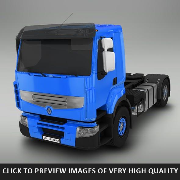 Renault Lander 4x2 Blue