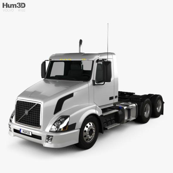 Volvo VNL (300) Tractor Truck 2011 - 3DOcean Item for Sale