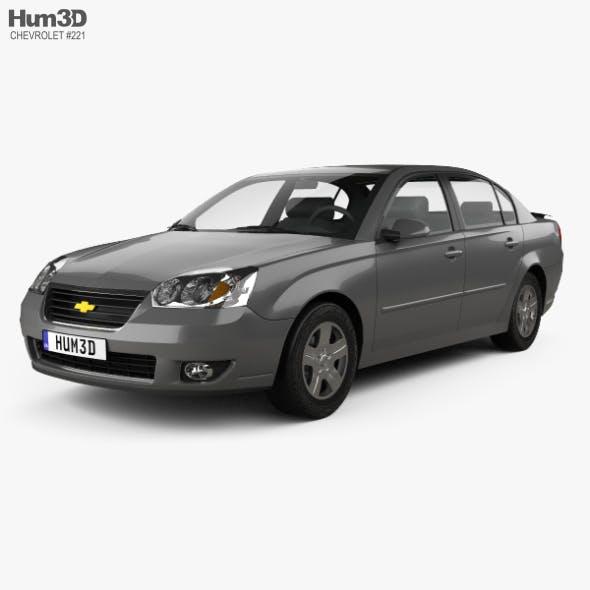 Chevrolet Malibu LTZ 2004