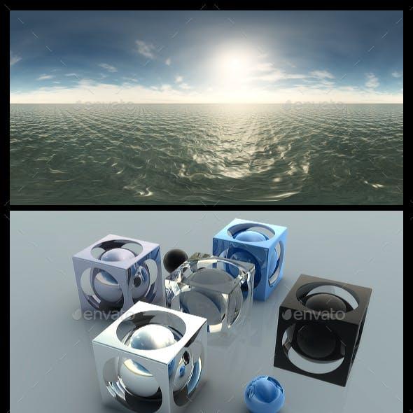 Ocean Bright Day 14 - HDRI