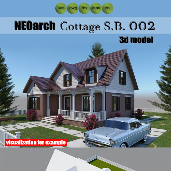 NEOarch Cottage SB 002