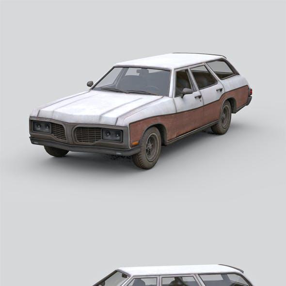 Old generic Car