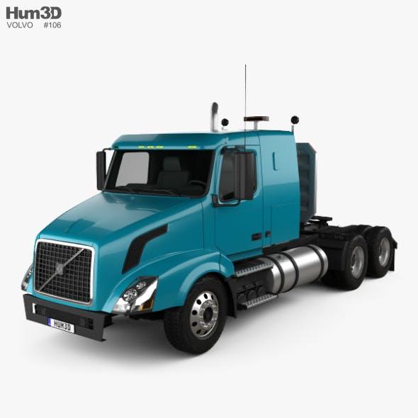Volvo VNL (430) Tractor Truck 2011 - 3DOcean Item for Sale