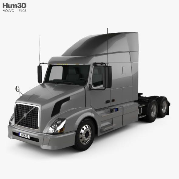 Volvo VNL (630) Tractor Truck 2011 - 3DOcean Item for Sale