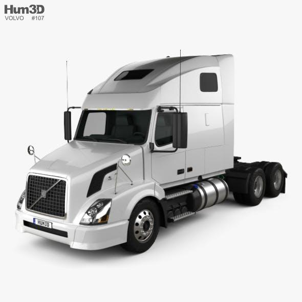 Volvo VNL (610) Tractor Truck 2011 - 3DOcean Item for Sale