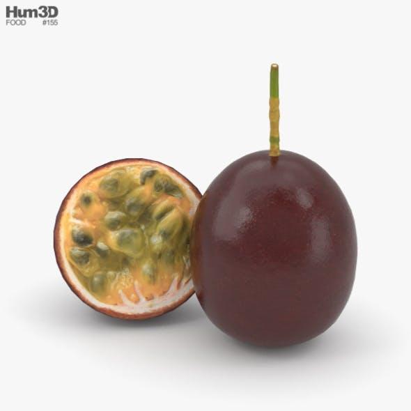 Passion Fruit - 3DOcean Item for Sale