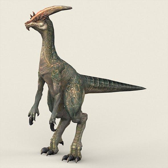 Fantasy Monster Dinosaur - 3DOcean Item for Sale
