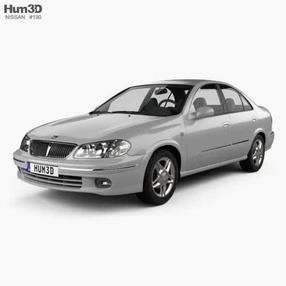 Nissan Sunny Neo GL 2000 - 3DOcean Item for Sale