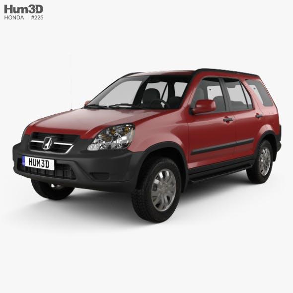 Honda CR-V EX 2003 - 3DOcean Item for Sale