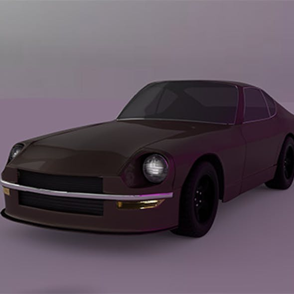 Nissan Datsun 240z by Yappie