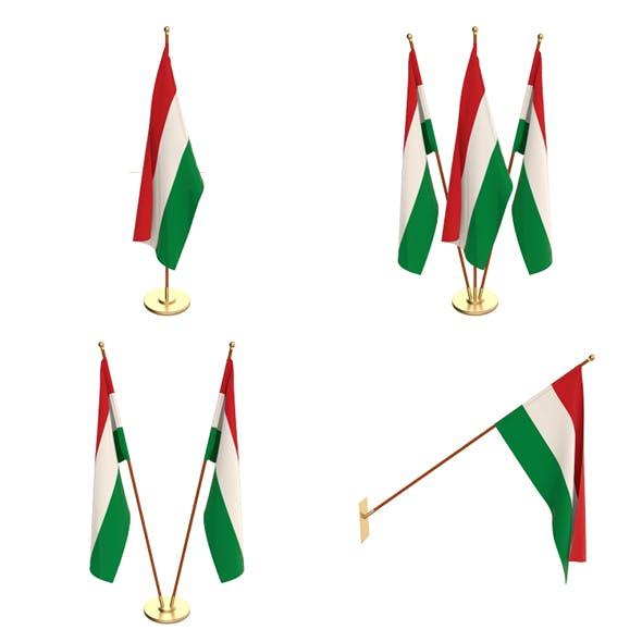 Hungary Flag Pack