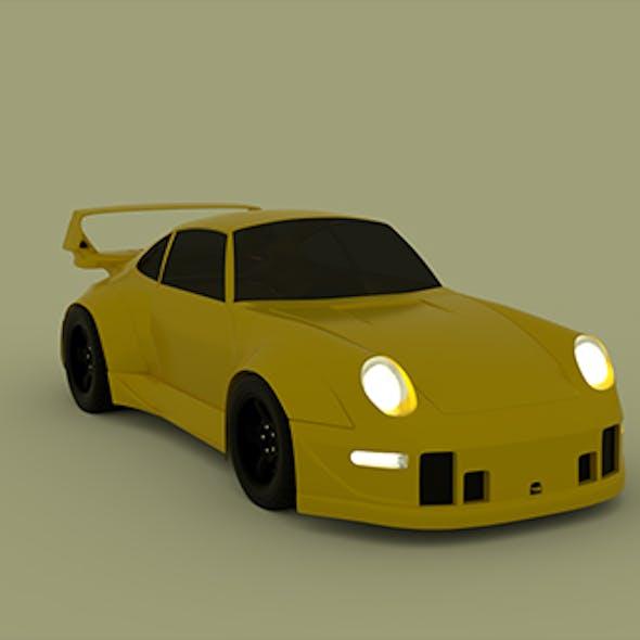 Porsche 911 993 RWB