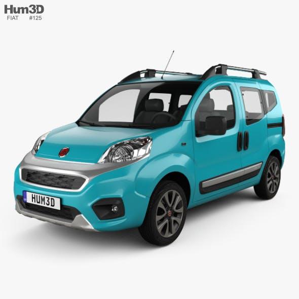 Fiat Fiorino Premio 2016 - 3DOcean Item for Sale