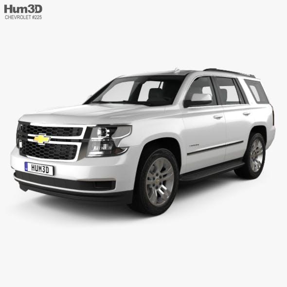 Chevrolet Tahoe LT 2014 - 3DOcean Item for Sale