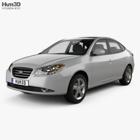 Hyundai Elantra (HD) 2007 - 3DOcean Item for Sale