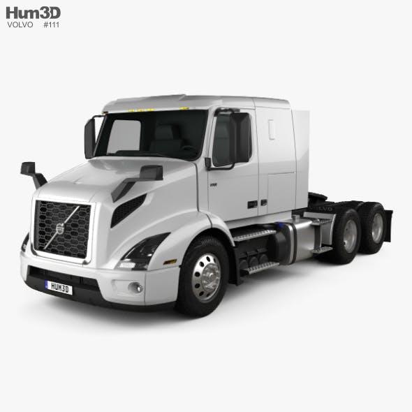 Volvo VNR (400) Tractor Truck 2018 - 3DOcean Item for Sale
