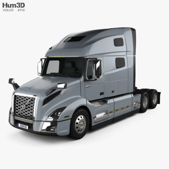 Volvo VNL (760) Tractor Truck 2018