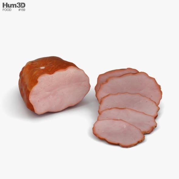 Ham - 3DOcean Item for Sale