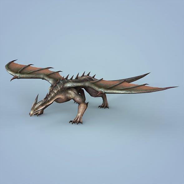 Fantasy Monster Dragon