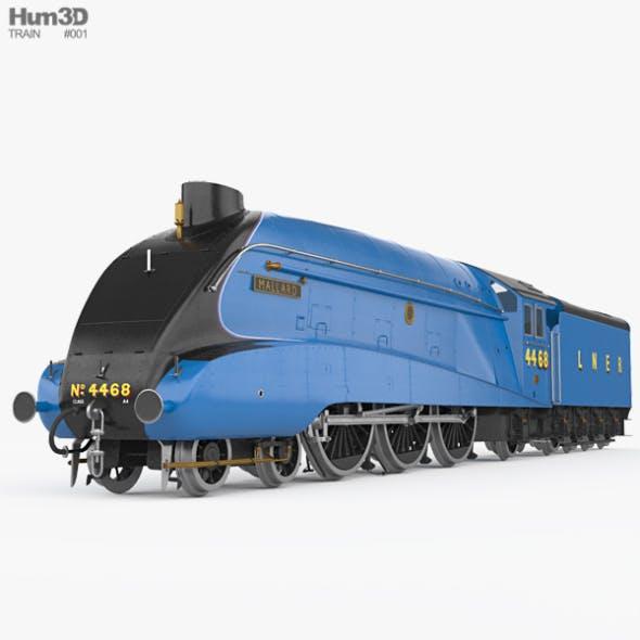 LNER Class A4 4468 Mallard 1938