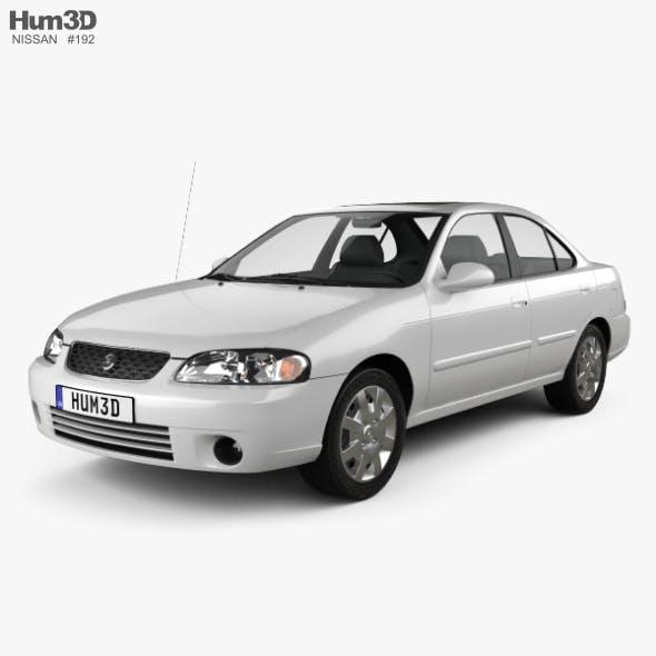 Nissan Sentra GXE 2001 - 3DOcean Item for Sale