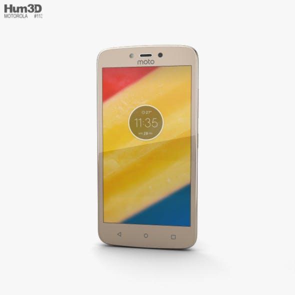 Motorola Moto C Plus Fine Gold - 3DOcean Item for Sale