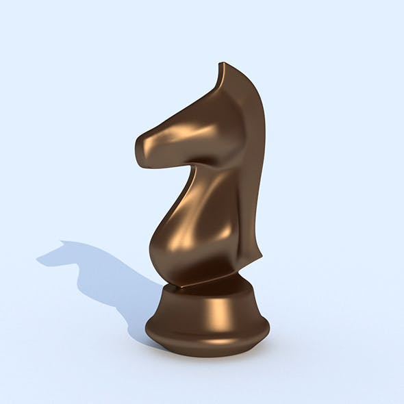 Bronze horse figurine - 3DOcean Item for Sale
