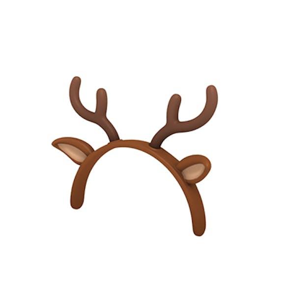 Deer ear headband