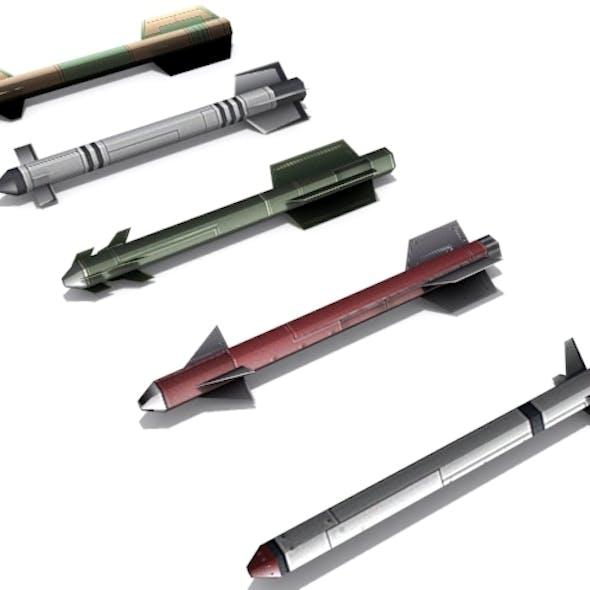 Short Range Missiles