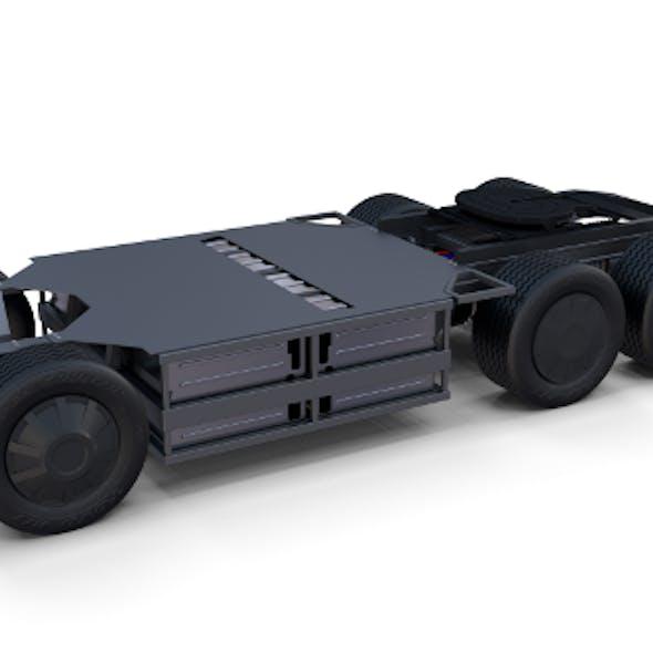 Tesla Semi Truck Chassis