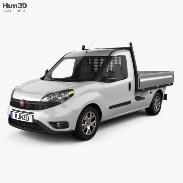 Fiat Doblo Work Up 2015 - 3DOcean Item for Sale