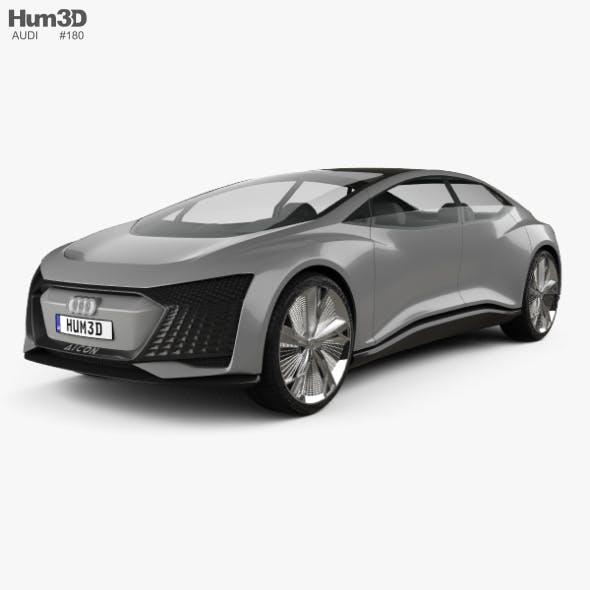 Audi Aicon 2017 - 3DOcean Item for Sale