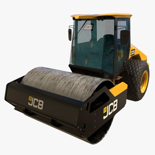 Compactor JCB VM117 - 3DOcean Item for Sale