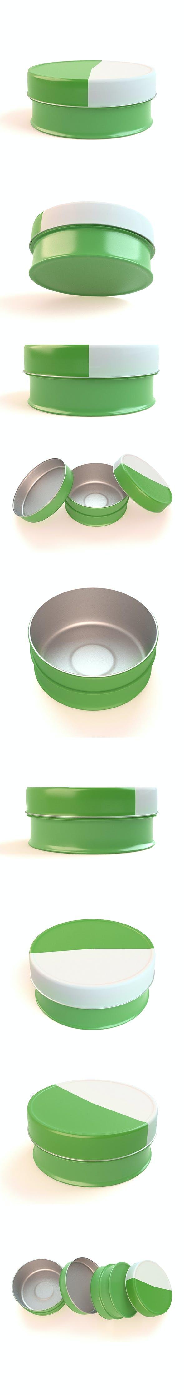 3d vaseline Models - 3DOcean Item for Sale