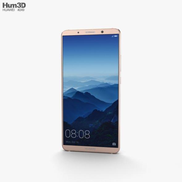 Huawei Mate 10 Pro Pink Gold
