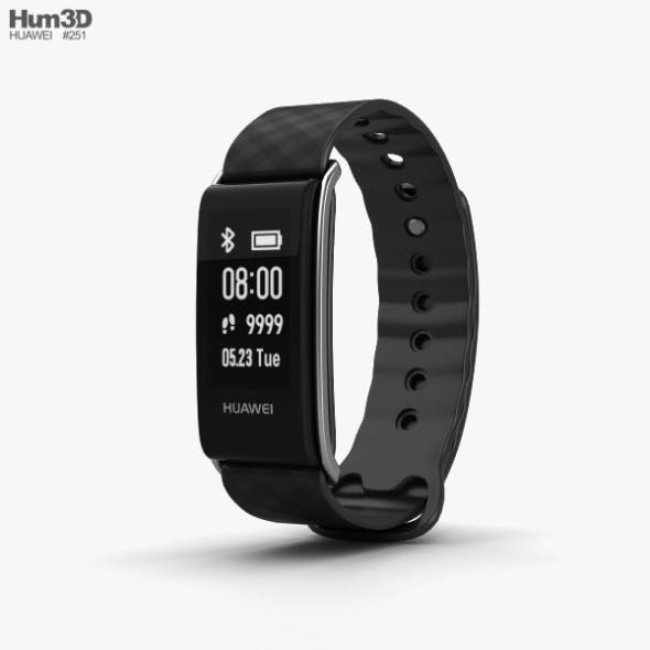 Huawei Color Band A2 Black - 3DOcean Item for Sale