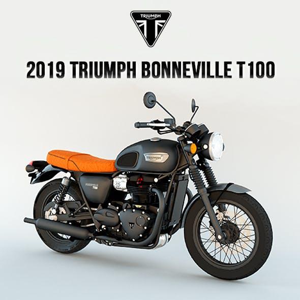 Triumph_T100_2019 tuning