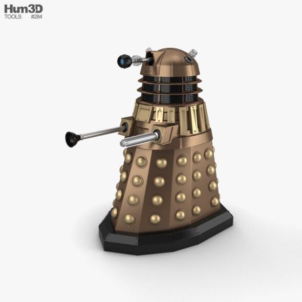 Dalek - 3DOcean Item for Sale