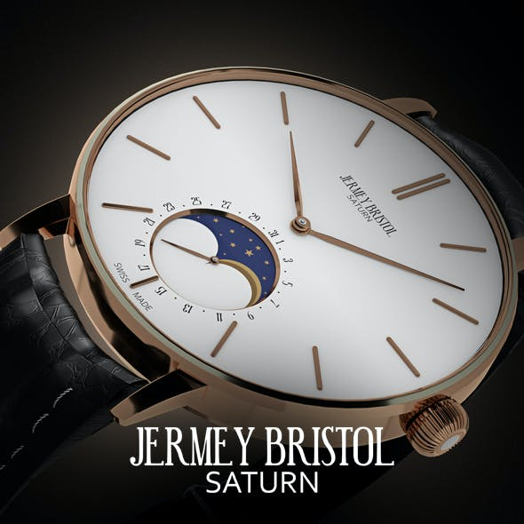 Jeremy Bristol Wrist Watch