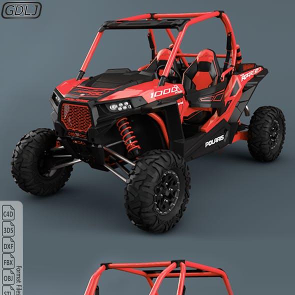 Polaris Ranger RZR 1000