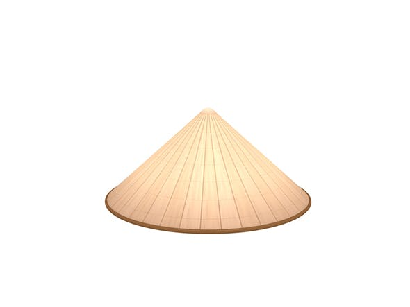 Conical Hat - 3DOcean Item for Sale